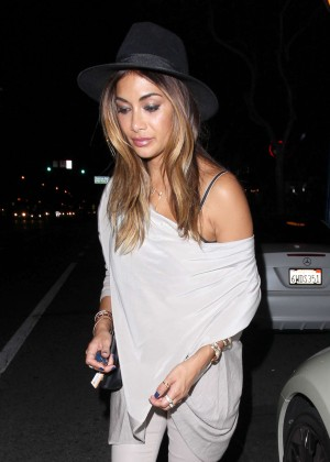 Nicole Scherzinger - Night out in West Hollywood