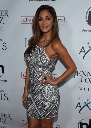 Nicole Scherzinger - Opening night of Jennifer Lopez's 'All I Have' Residency in Las Vegas