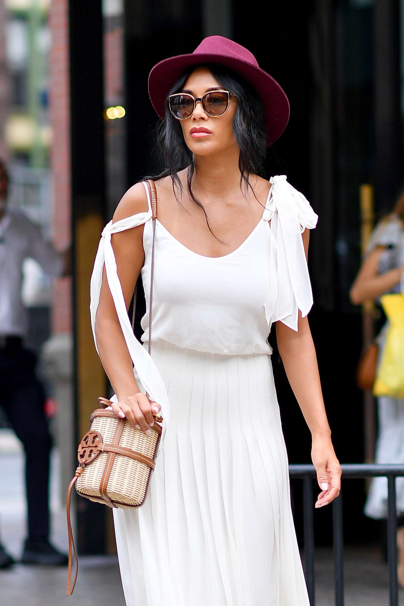 Nicole Scherzinger - Out in New York City during NYFW 2019
