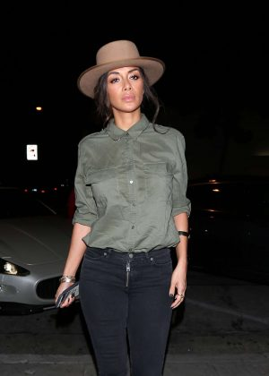 Nicole Scherzinger - Out in West Hollywood