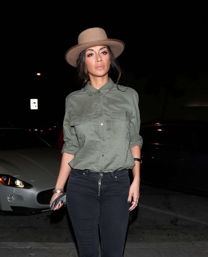 Nicole Scherzinger – Out in West Hollywood