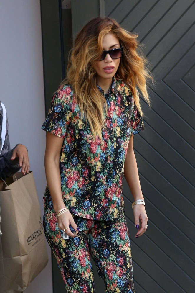 Nicole Scherzinger: Out in West Hollywood -10