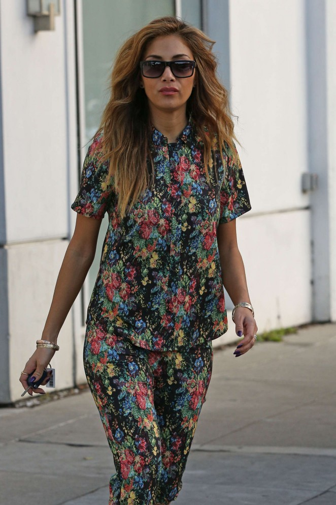 Nicole Scherzinger: Out in West Hollywood -14