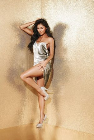 Nicole Scherzinger - Photoshoot in London
