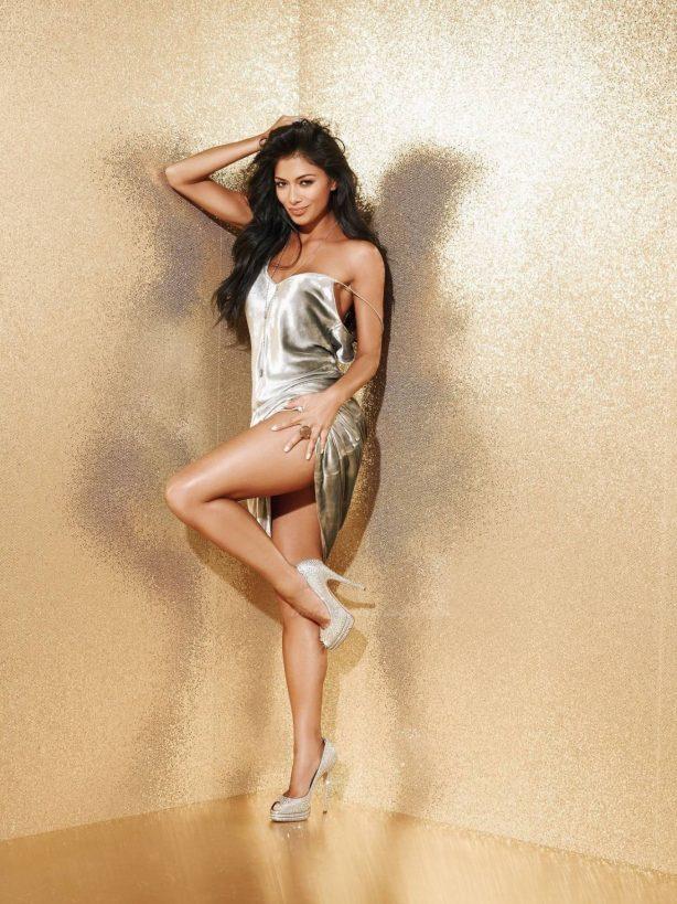 Nicole Scherzinger - Photoshoot in London