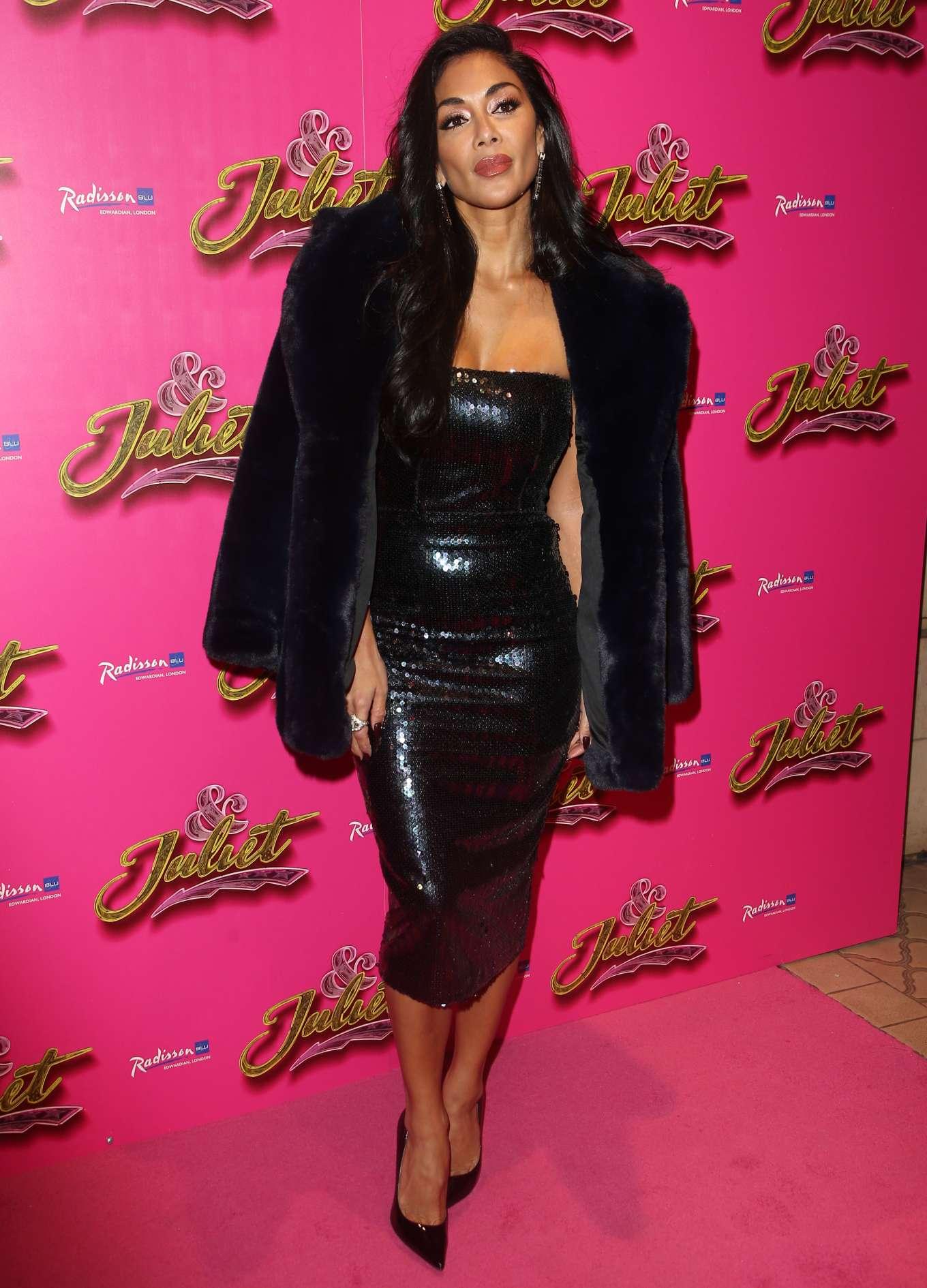 Nicole Scherzinger - Press Night for '& Juliet' in London