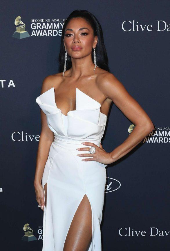 Nicole Scherzinger - Recording Academy and Clive Davis pre-Grammy Gala in Beverly Hills
