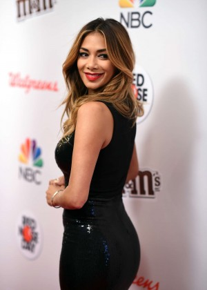Nicole Scherzinger - Red Nose Day Charity Event in NYC