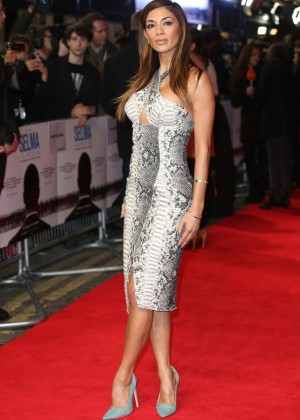 "Nicole Scherzinger - ""Selma"" Premiere in London"