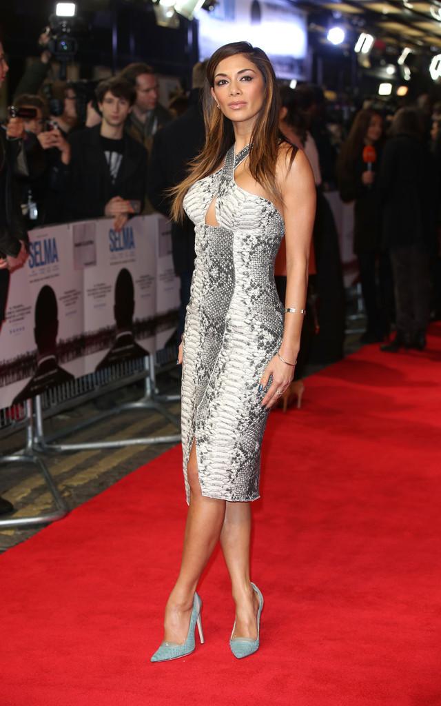 "Nicole Scherzinger - ""Selma"" Premiere in London"