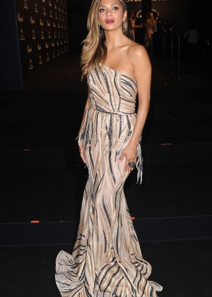 Nicole Scherzinger - Soiree Chopard 'Gold Party' in Cannes