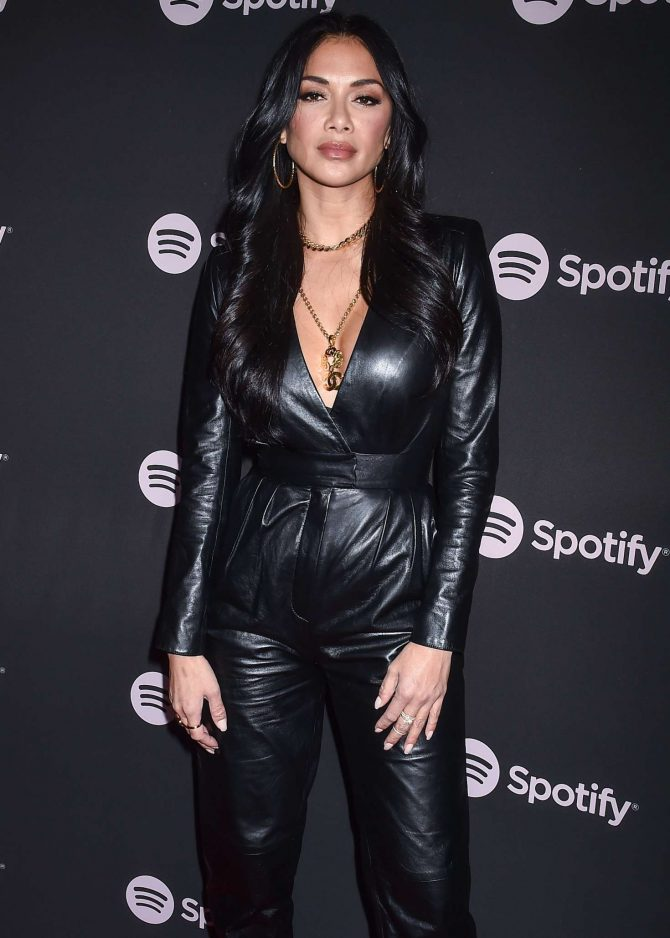 Nicole Scherzinger – Spotify 'Best New Artist 2019' Event in LA