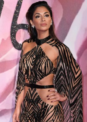 Nicole Scherzinger - The Fashion Awards 2016 in London