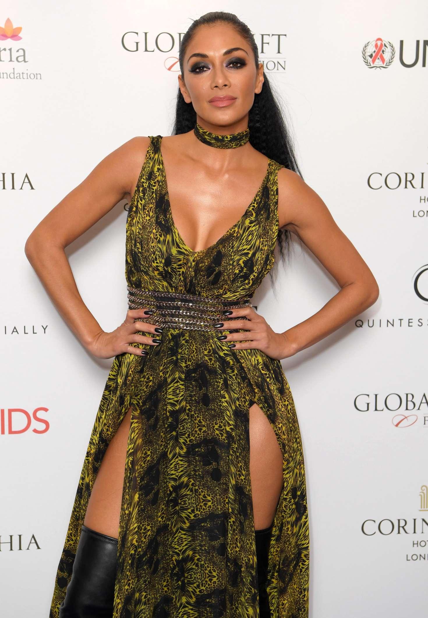Nicole Scherzinger - The Global Gift Gala 2016 in London