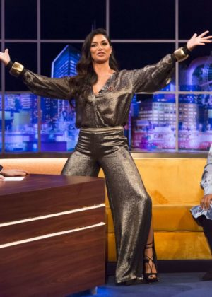 Nicole Scherzinger - The Jonathan Ross Show in London