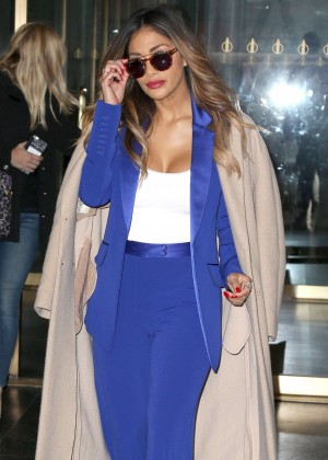 Nicole Scherzinger - 'The Today Show' at NBC Studios in NYC
