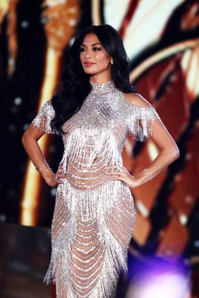 Nicole Scherzinger - 'The X Factor' TV show series 14 rehearsals in London
