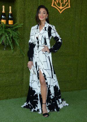 Nicole Scherzinger - Veuve Cliquot Polo Classic in LA