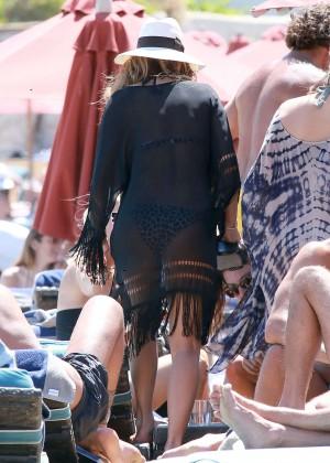 Nicole Scherzinger Hot in Bikini -11