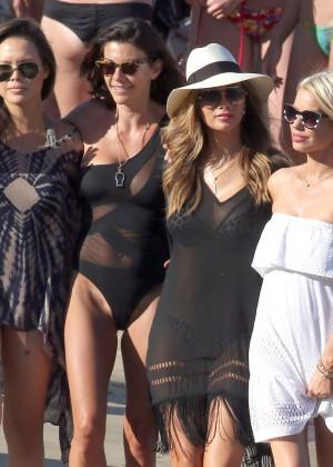 Nicole Scherzinger Hot in Bikini -18