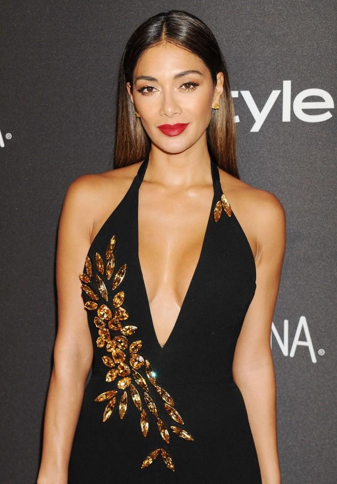 Nicole Scherzinger - Weinstein Company and Netflix 2016 Golden Globes After Party in LA