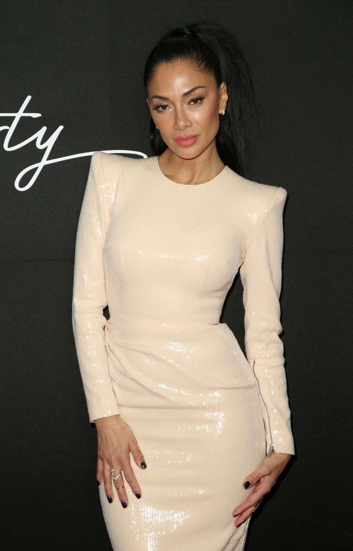 Nicole Scherzinger - Wheels Launch Party in LA