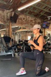 Nicole Scherzinger - Workout