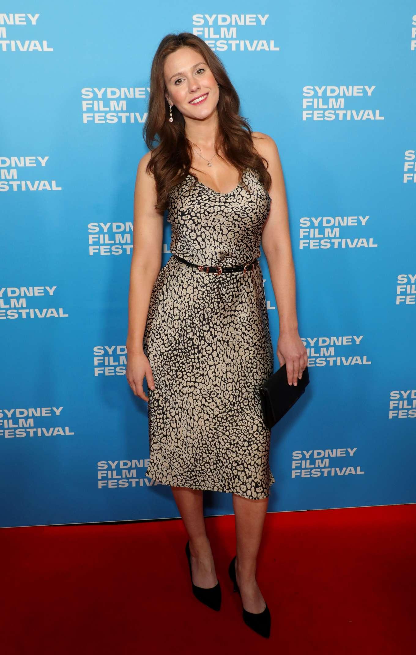 Nicole Shostak 2019 : Nicole Shostak: Yesterday Premiere at 66th Sydney Film Festival-01