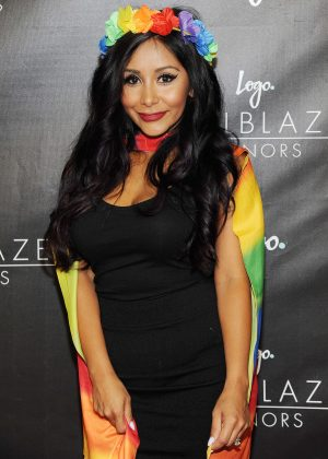 Nicole Snooki Polizzi - Logo's 2016 Trailblazer Honors in New York