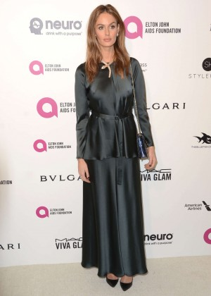 Nicole Trunfio - 2016 Elton John AIDS Foundation's Oscar Viewing Party in West Hollywood