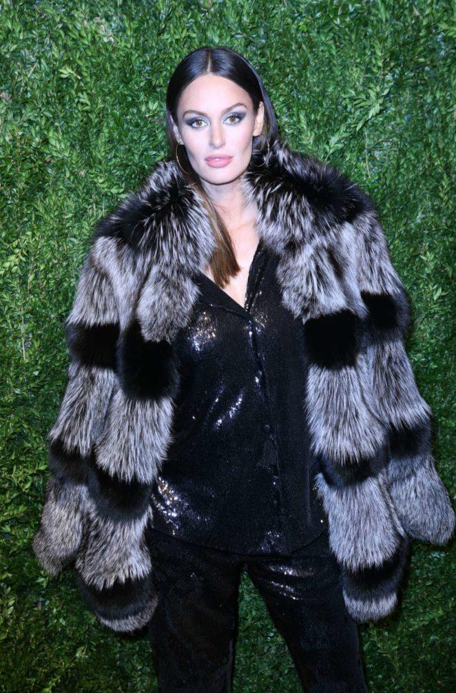 Nicole Trunfio - 2017 CFDA Vogue Fashion Fund Awards in NYC