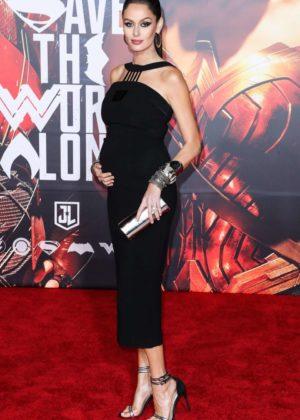 Nicole Trunfio - 'Justice League' Premiere in LA