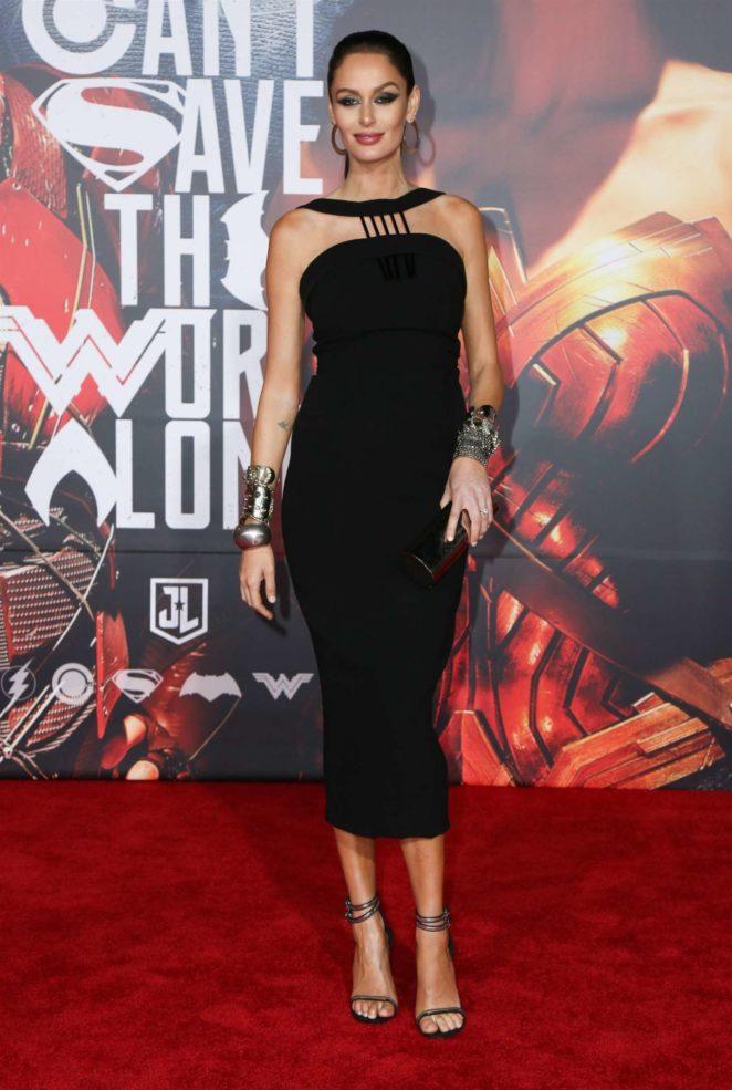 Nicole Trunfio: Justice League Premiere in LA -21