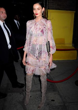 Nicole Trunfio - Target IMG NYFW Kickoff Party in New York