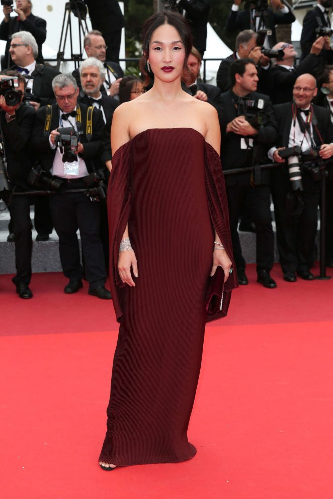 Nicole Warne - 'Slack Bay' Premiere at 2016 Cannes Film Festival