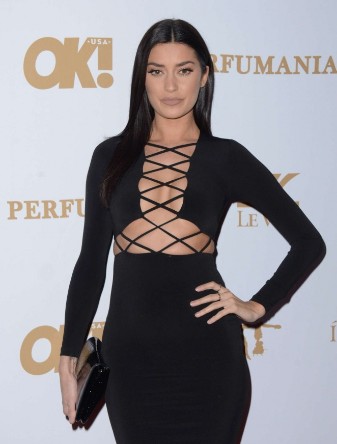 Nicole Williams - OK! Magazine's Pre-Grammy Event 2016 in Hollywood