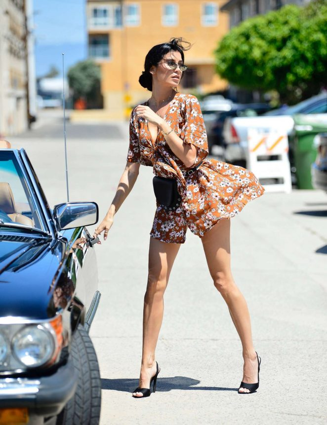 Nicole Williams - Shoots for Pretty Little Things Brand in Los Angeles