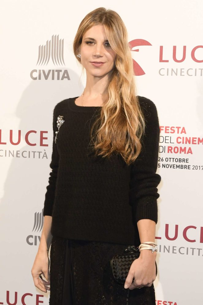 Nicoletta Romanoff - 'Every child is my child' Charity Dinner in Rome