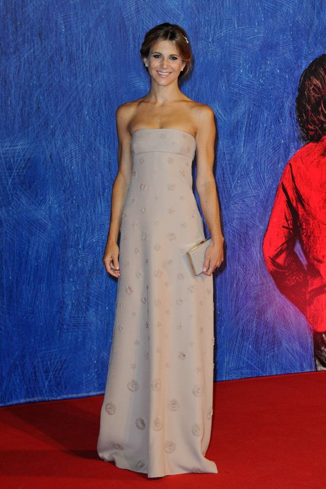 Nicoletta Romanoff - 'Franca Chaos and Creation' Premiere at 73rd Venice Film Festival in Italy