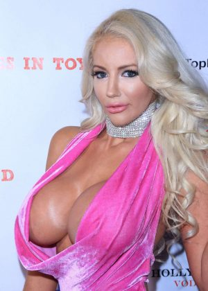 Nicolette Shea - 9th Annual Babes in Toyland Charity Toy Drive in Hollywood