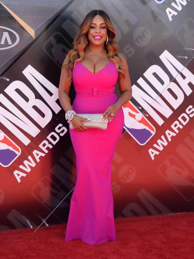 Niecy Nash - 2018 NBA Awards in Santa Monica
