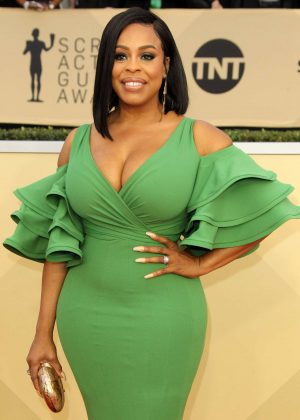 Niecy Nash - 2018 Screen Actors Guild Awards in Los Angeles