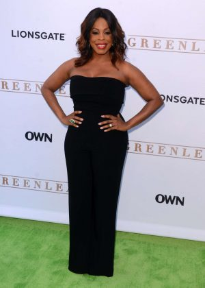 Niecy Nash - 'Greenleaf' Premiere in West Hollywood