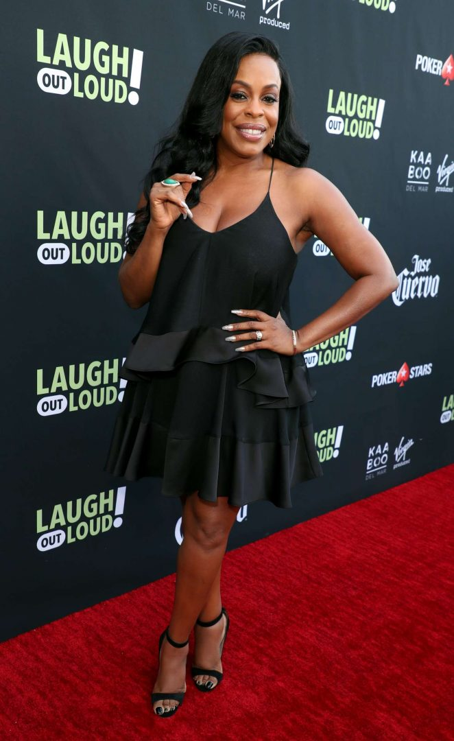 Niecy Nash - 'Laugh Out Loud' Launch Party in Los Angeles