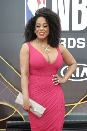 Niecy Nash - Red carpet for the 2019 NBA Awards