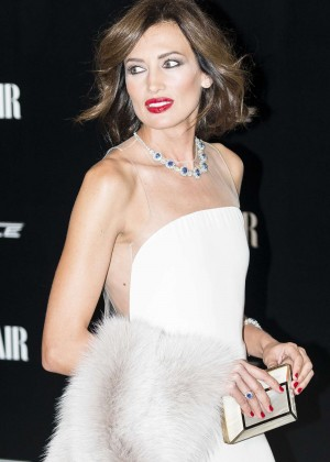 Nieves Alvarez - Vanity Fair Personality Of The Year Gala 2015 in Madrid