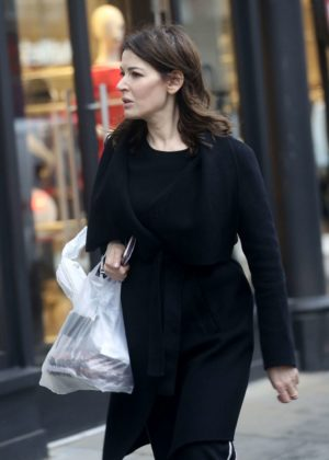 Nigella Lawson - Christmas Shopping in London