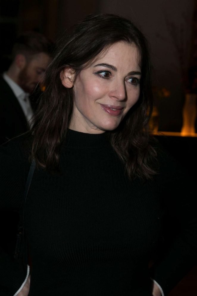 Nigella Lawson - 'Fanny and Alexander' Play After Party in London