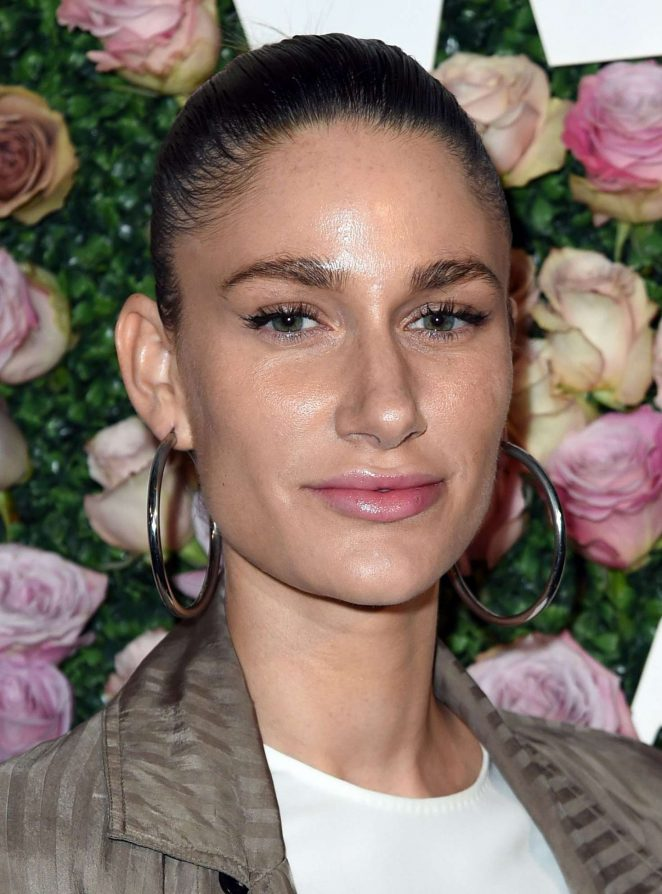 Niia Bertino - 2017 Women In Film Max Mara Face of the Future Awards in LA