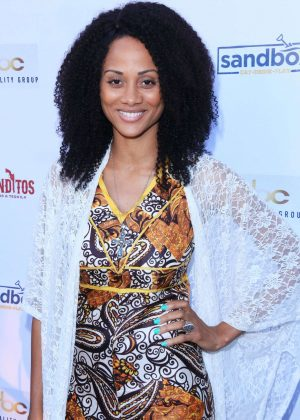 Nika Williams - Grand Opening of Sandbox by TBC Hospitality Group in LA